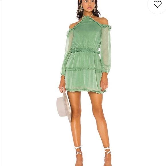 Tularosa Dresses & Skirts - Tularosa Donna Dress in Mint NWT XS